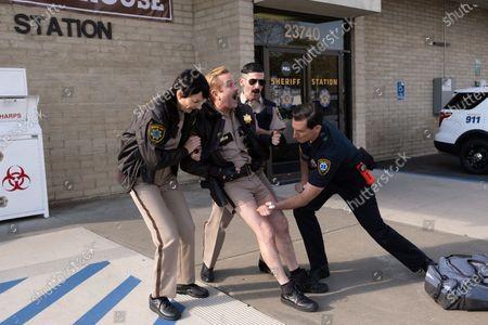 Editorial image of 'Reno 911!' TV Show, Season 7 - 2020