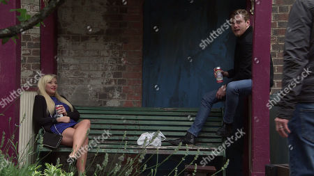Coronation Street - Ep 10120 Friday 18th September 2020 - 2nd Ep Kirk Sutherland is concerned about Daniel Osbourne's, as played by Rob Mallard, new friend Nicky, as played by Kimberley Hart Simpson.