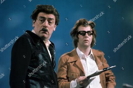 John Junkin and Tim Brooke Taylor.