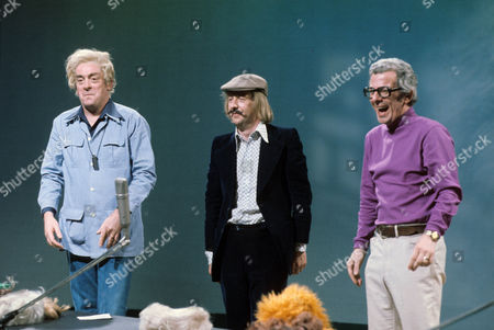 John Junkin, Tim Brooke Taylor and Barry Cryer