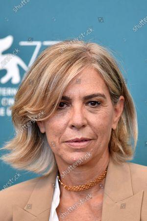 Francesca Comencini of the Orizzonti Jury