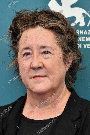 Christine Vachon of the Orizzonti Jury