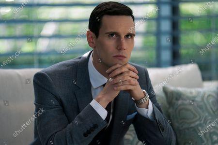 Stock Photo of Cory Michael Smith as Thomas Christie