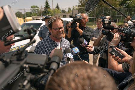 Stock Image of Rainn Wilson as Michael Stearns