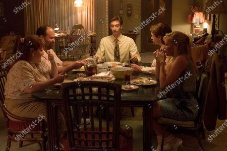 Beth Ditto as Bets Gomes, Mel Rodriguez as Ernie Gomes, Theodore Pellerin as Cody Bonar, Alexander Skarsgard as Travis Stubbs and Kirsten Dunst as Krystal Stubbs