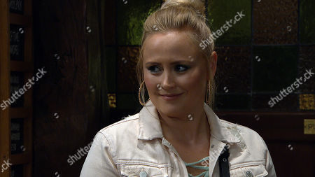 Emmerdale - Ep 8833 Wednesday 9th September 2020 When Amy Wyatt arrives for her pizza tasting with Matty Barton she's knocked to see Marlon Dingle has invited others. Things get worse when Tracy Metcalfe, as played by Amy Walsh, arrives.