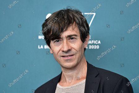 Luigi Lo Cascio during the photocall