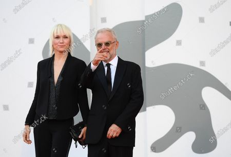 Editorial image of Opening Ceremony - 77th Venice Film Festival, Italy - 02 Sep 2020