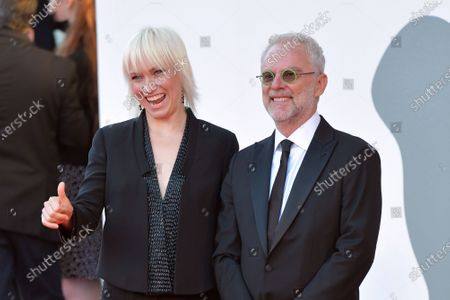 Director Daniele Luchetti, Elena Bouryka