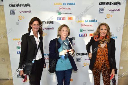 Nancy Tate, Tanya Lopert , Marisa Berenson