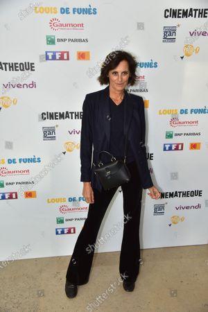 Editorial photo of Gerard Houri Retrospective opening, French Cinematheque, Paris, France - 02 Sep 2020