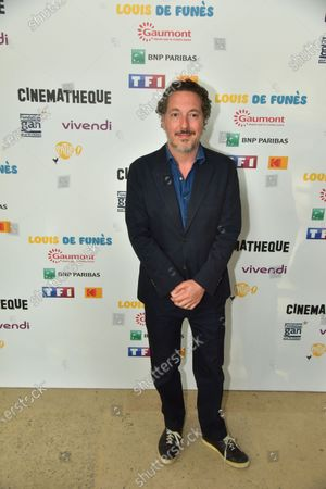 Editorial picture of Gerard Houri Retrospective opening, French Cinematheque, Paris, France - 02 Sep 2020