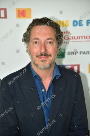 Editorial image of Gerard Houri Retrospective opening, French Cinematheque, Paris, France - 02 Sep 2020