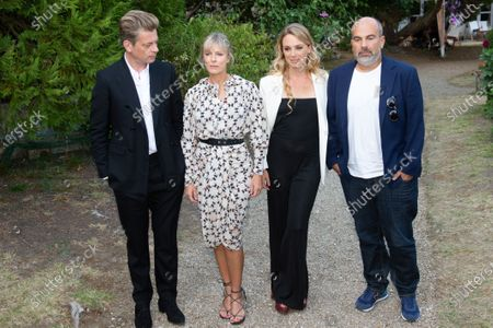 Les Apparences - Marc Fitoussi, Karin Viard, Laetitia Dosch and Benjamin Biolay
