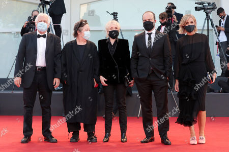 Editorial picture of 'The Ties' premiere and Golden Lion for Lifetime Achievement Ceremony, 77th Venice International Film Festival, Italy - 02 Sep 2020
