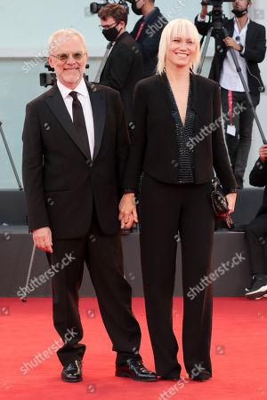 Daniele Luchetti and Elena Bouryka