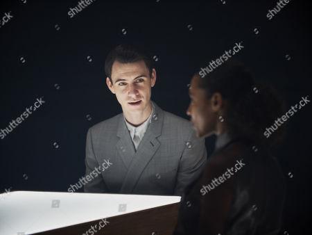 Harry Lloyd as Bernard Marx