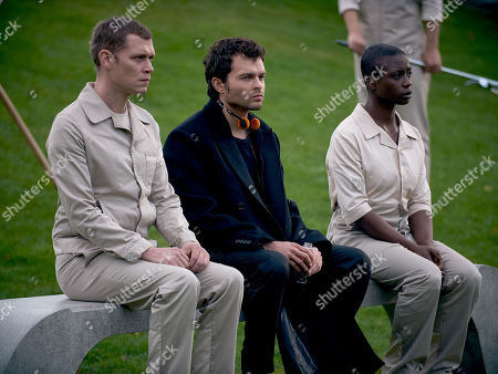 Joseph Morgan as Cjack 60, Alden Ehrenreich as John the Savage and Ann Akin as DJill 29