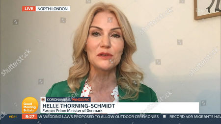 Stock Picture of Helle Thorning-Schmidt