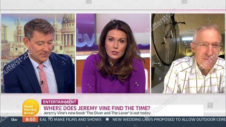 Editorial photo of 'Good Morning Britain' TV Show, London, UK - 03 Sep 2020