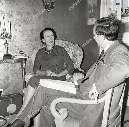 Flora Robson.