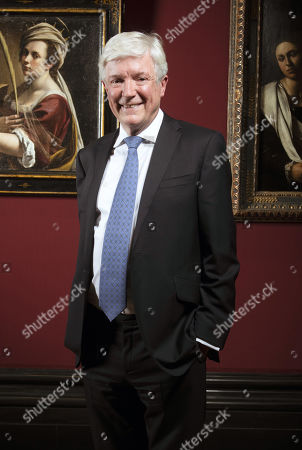 Editorial image of BBC director general Tony Hall is to become chair of the National Gallery, London, UK - 27 Aug 2020