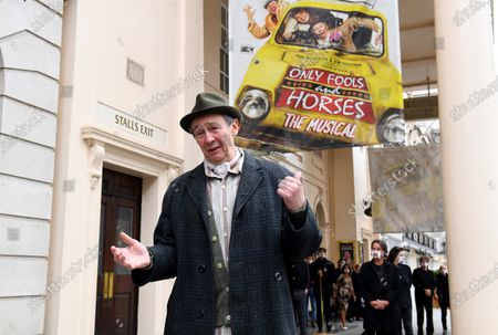 Editorial image of Only Fools and Horses Silent Stand, London, UK - 3 Sep 2020