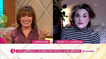 Lorraine Kelly, Caitlin Moran