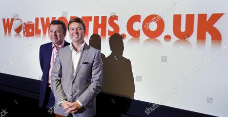 Mark Newton-Jones, CEO of Shop Direct