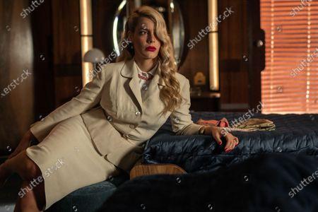 Stock Photo of Alejandra Onieva as Carolina Villanueva