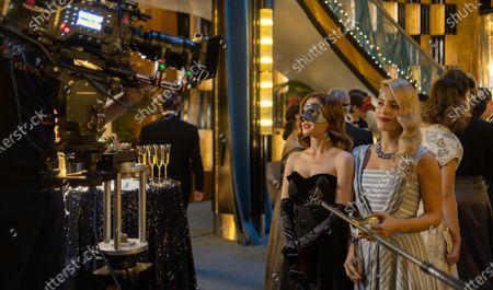 Editorial image of 'High Seas' TV Show, Season 3 - 2020