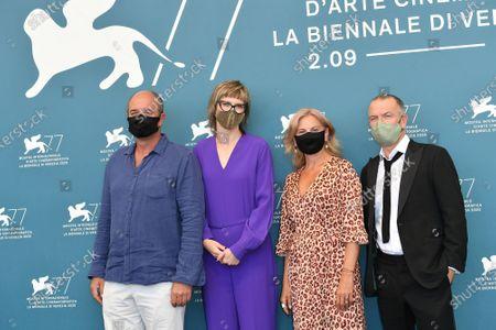 Editorial image of 'Quo Vadis Aida' photocall, 77th Venice International Film Festival, Venice, Italy - 03 Sep 2020