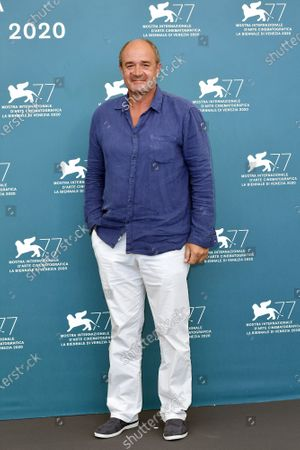 Editorial photo of 'Quo Vadis Aida' photocall, 77th Venice International Film Festival, Venice, Italy - 03 Sep 2020