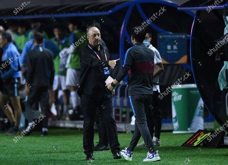 Editorial picture of China Dalian Football Csl Henan Jianye vs Dalian Fc - 03 Sep 2020
