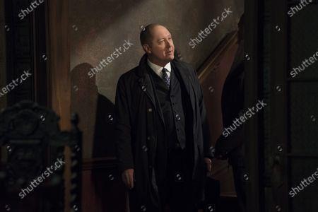 Stock Image of James Spader as Raymond 'Red' Reddington