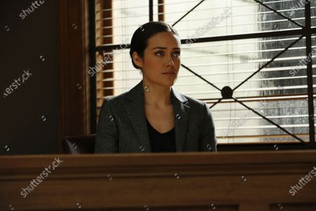 Stock Picture of Megan Boone as Elizabeth Keen