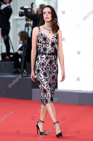 Stock Photo of Stacy Martin
