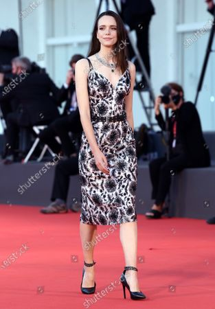 Editorial image of 'Lovers' premiere, 77th Venice International Film Festival, Italy - 03 Sep 2020