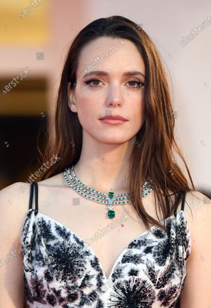 Stock Picture of Stacy Martin