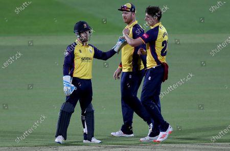 Editorial photo of Middlesex vs Essex Eagles, Vitality Blast T20, Cricket, Lord's Cricket Ground, St John's Wood, London, United Kingdom - 03 Sep 2020