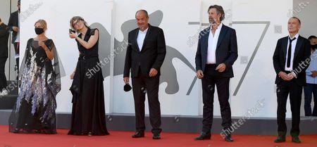 Editorial picture of 'Quo Vadis, Aida?' - Premiere - 77th Venice Film Festival, Italy - 03 Sep 2020