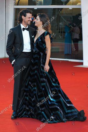Stock Photo of Joaquin Morodo and Laura Barth