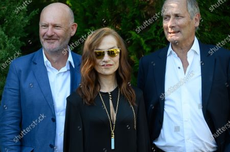 Editorial photo of The Angouleme Francophone Film Festival, France - 02 Sep 2020