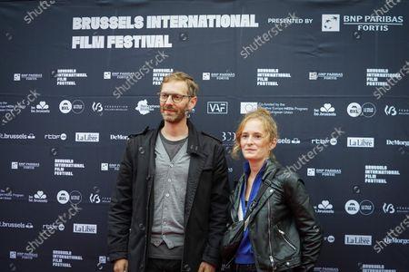 Guillaume Senez and Sarah Hirtt