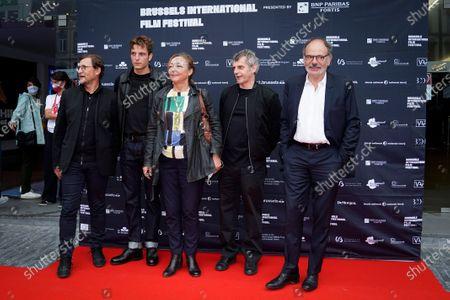 Patrick Quinet, Yoann Zimmer, Catherine Frot, Lucas Belvaux, Jean-Pierre Darroussin
