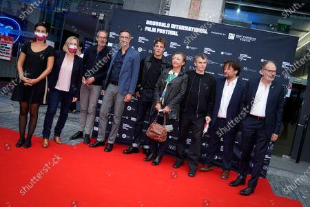 Delphine Houba, Benedicte Linard, Stephan De Potter, Yoann Zimmer, Catherine Frot,  Lucas Belvaux and Jean-Pierre Darroussin
