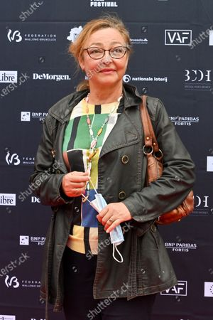 Editorial picture of 'Des Hommes' premiere, Brussels International Film Festival, Belgium - 03 Sep 2020