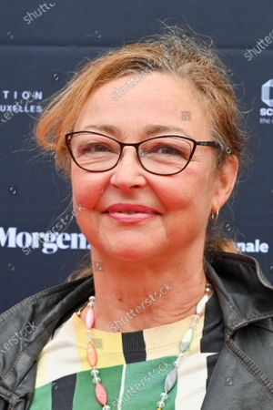 Stock Image of Catherine Frot
