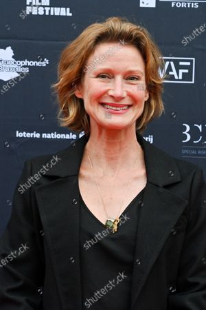 Stock Picture of Astrid Whettnall