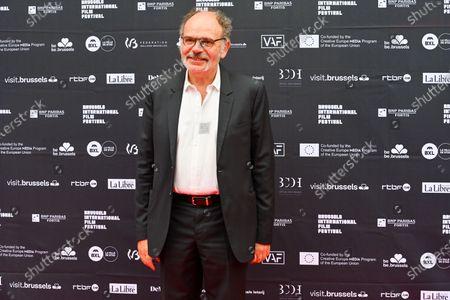 Editorial photo of 'Des Hommes' premiere, Brussels International Film Festival, Belgium - 03 Sep 2020